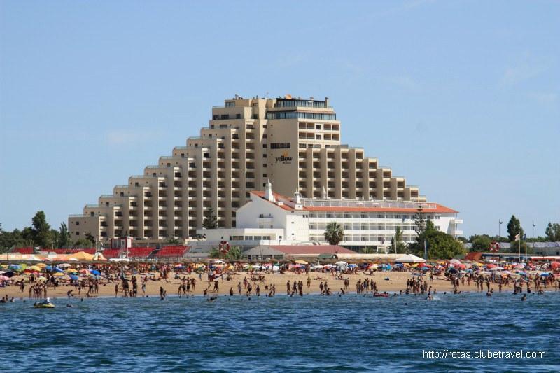 Hotels In Algarve Near Beach