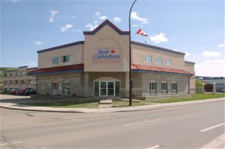 BCM Inns Fort McMurray - Franklin Avenue