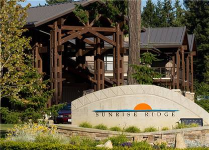 Sunrise Ridge Waterfront Resort