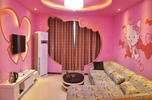 Huazhong Theme Apartment Hotel