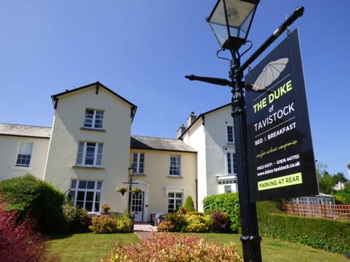 Dukes-Tavistock Bed & Breakfast