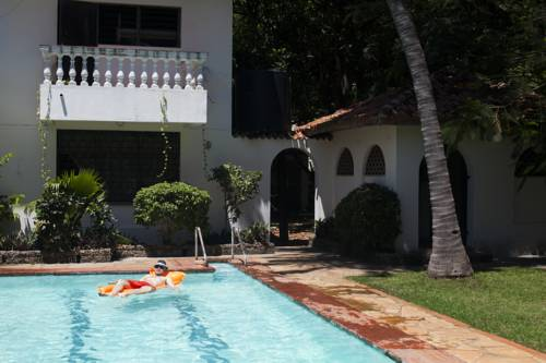 Mombasa Backpackers Nyali Hotel  Hostels  Frere Town