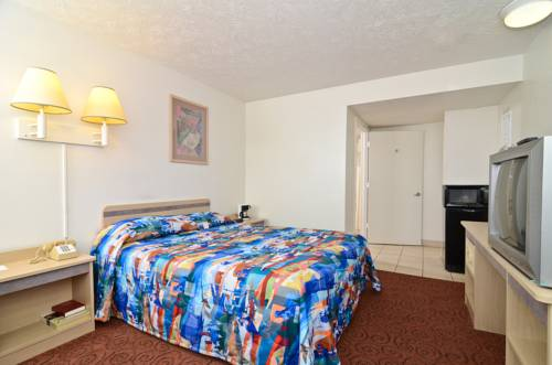 Americas Best Value Inn - Lincoln