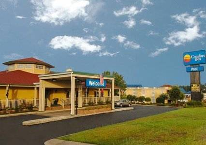 Comfort Inn University Hattiesburg