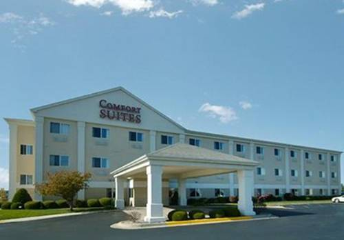 Comfort Suites Saginaw