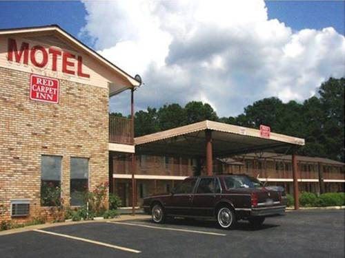 Red Carpet Inn Anniston Oxford