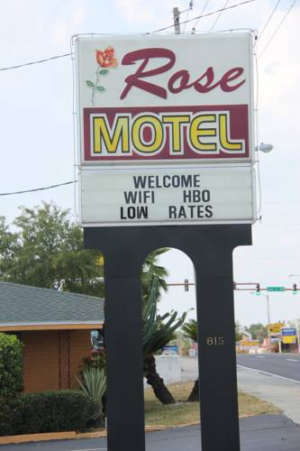 Rose Motel - Winter Haven