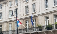 Embassy of Luxembourg in London