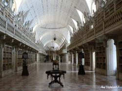 Library of the National Palace of Mafra (Mafra)